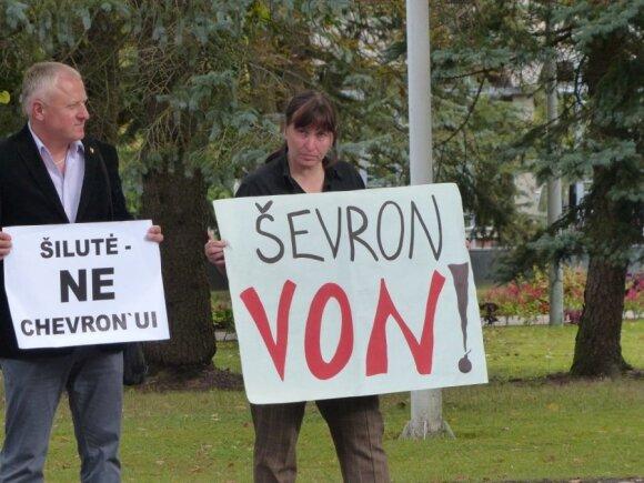 """""""Chevron go away"""""""