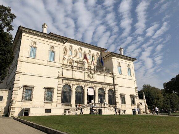 Borgezių galerija Romoje