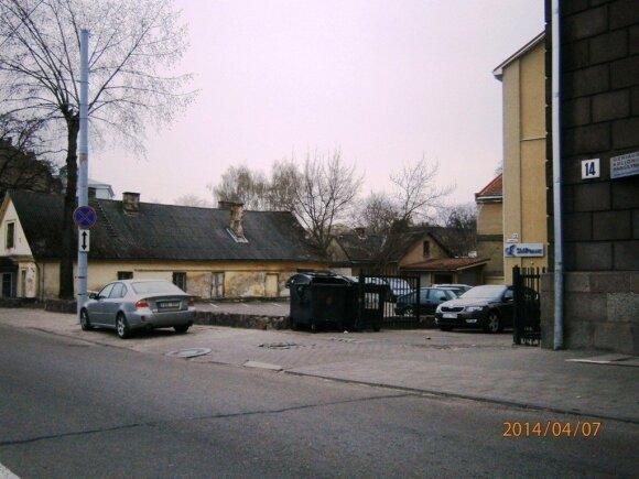 Строительство многоквартирных домов в Старом городе Вильнюса не возобновится