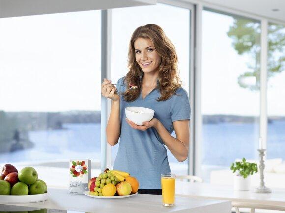 Baltymais praturtinta morkų ir imbiero sriuba