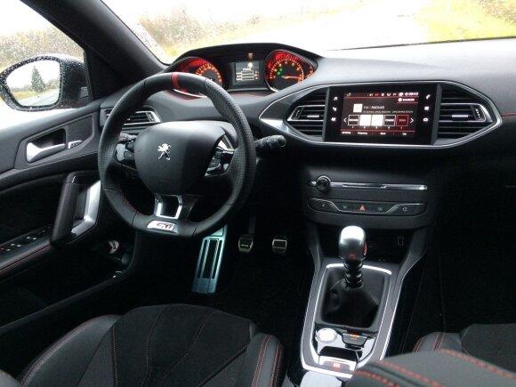 """Peugeot 308 GTi"""