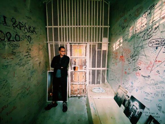 Lietuvis išbandė nakvynę kalėjime – ne už nusikaltimą, o už pinigus