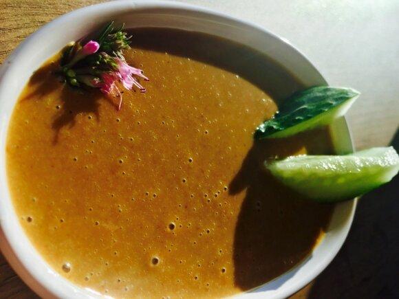 Sezamo paslaptys: sėklų nauda ir tahini receptas