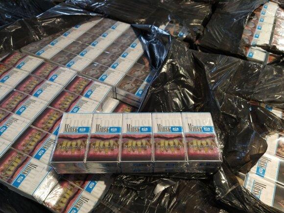 """Белорусский """"бизнес"""" в Литве: литовские курильщики отдают белорусскому режиму миллионы"""
