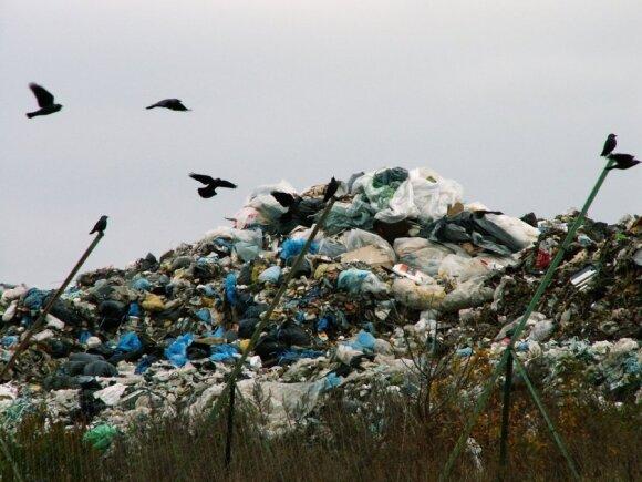 Viena iš alternatyvų - atliekų deginimas