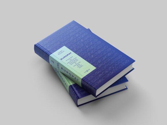 """Lino Kojalos knyga """"Europa?"""""""