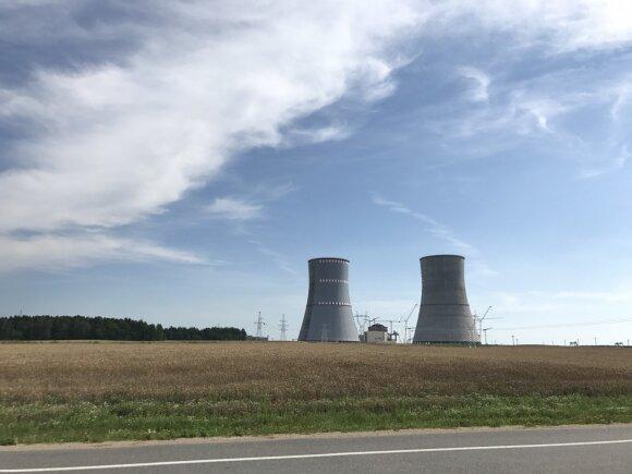Užsiminė apie nutylėtą Astravo AE pavojų – tai ne tik branduolinė katastrofa