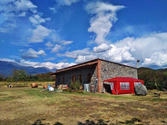 Kelionė po vyno regioną - Kachetiją