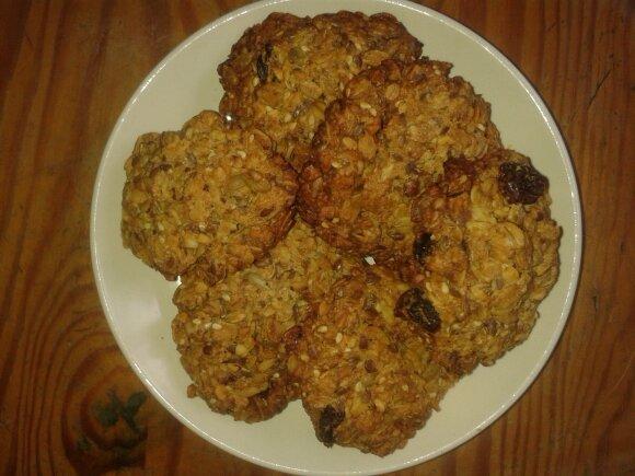 Avižiniai sausainiai
