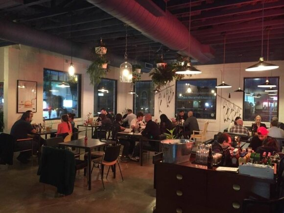 Floridoje restoraną atidarę lietuviai: pasirinkome didžiausią iššūkį