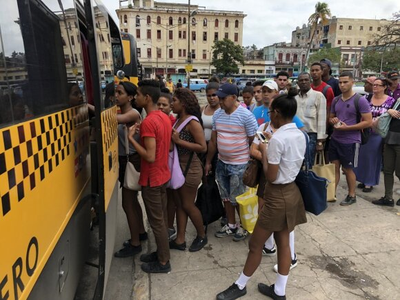 Dramą Kuboje stebėjęs lietuvis: čia supratau, kad Lietuva – svajonių šalis