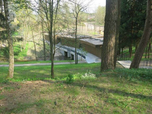 Karolio Dineikos sveikatingumo parkas Druskininkuose