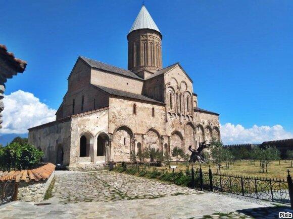 Alaverdi vienuolyno komplekso katedra