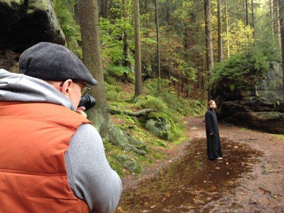 Rašytojos, kunigo ir fotografo kelionė – išskirtinė likimo dovana