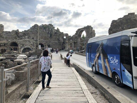 Atostogos Turkijoje: pinigus praranda įsigydami niekada neįvyksiančias ekskursijas