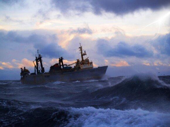 A. Vasiliauskas: Lietuva kaip valtis be vairininko blaškosi audringame vandenyne