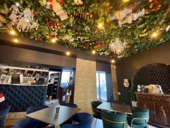 Restoranas Gypsy Lounge & Grill