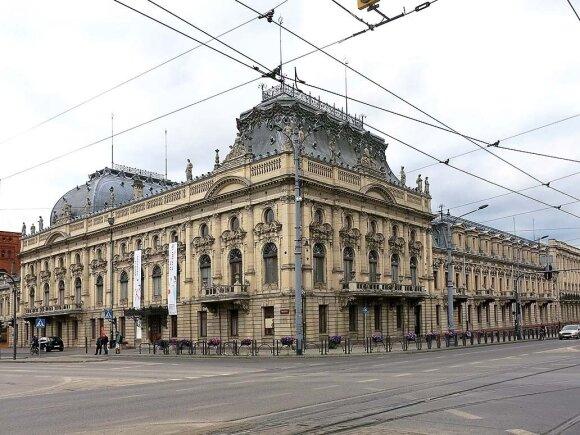 Medvilnės karaliumi vadinto Izraelio Poznanskio rūmuose veikia miesto istorijos muziejus