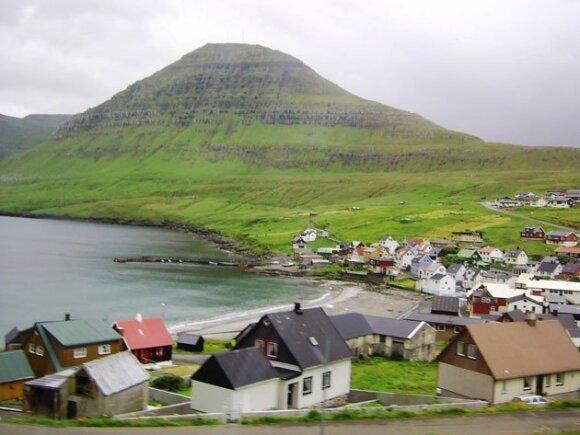 Farerų salos – ramybės uostas