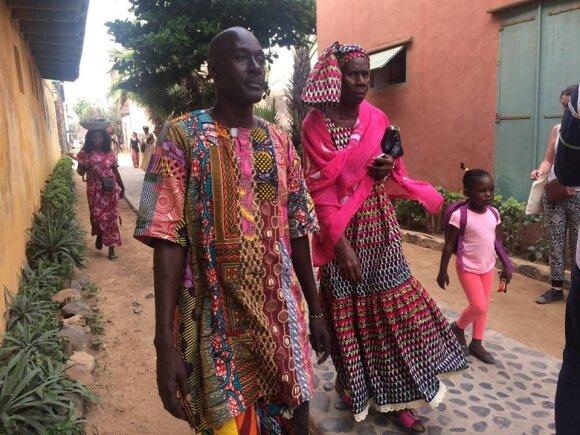 Savaitgalis Senegale