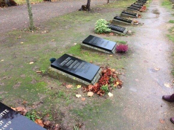 Daugelis kapų yra labai minimalistiniai.