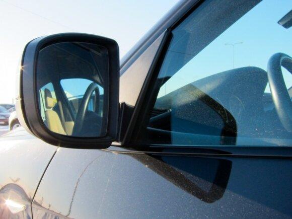 Šoniniai vaizdo veidrodėliai BMW X5