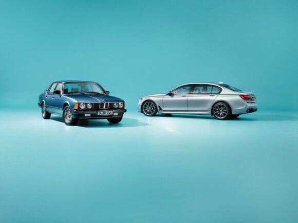 """BMW """"7 Series Edition 40 Jahre"""