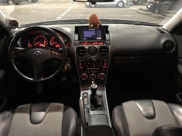 """""""Mazda 6 MPS"""" / Autoplius.lt nuotr."""