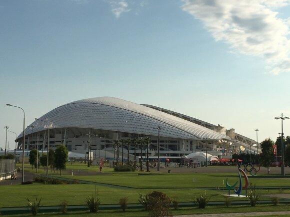 "Sočio ""Fišt"" stadionas"