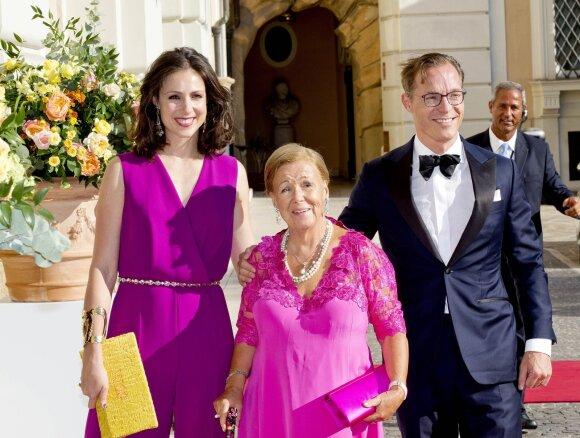 Mirė Nyderlandų princesė Maria Christina