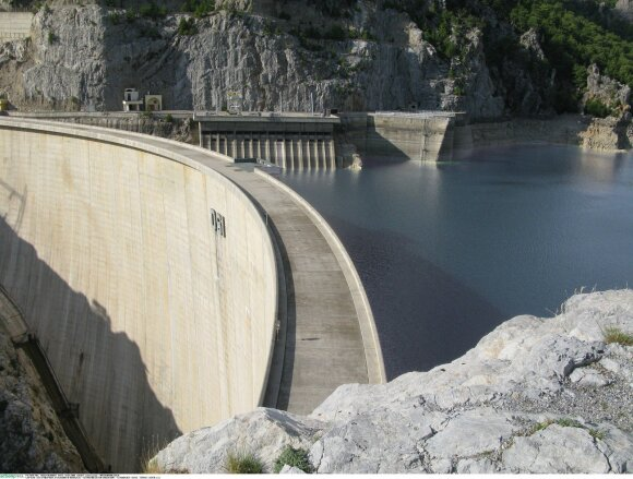 Managvato upės užtvanka