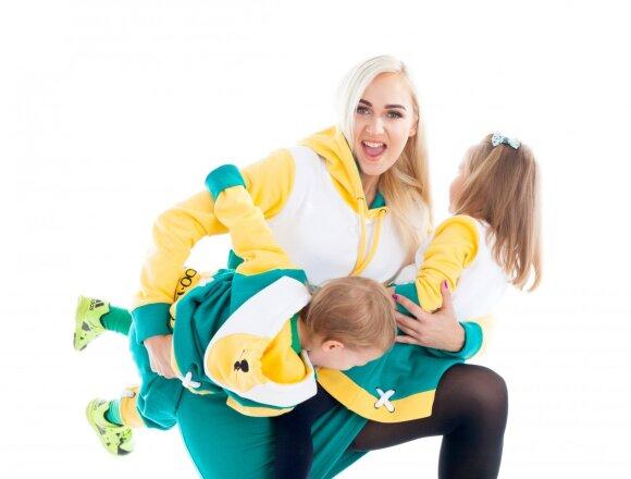 Indrė Stonkuvienė liko nustebinta dukros poelgiu: to turėtų pasimokyti visi suaugusieji