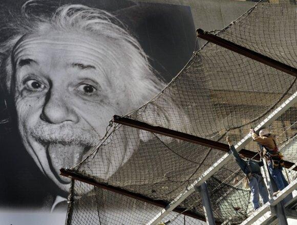 Alberto Einšteino atvaizdas
