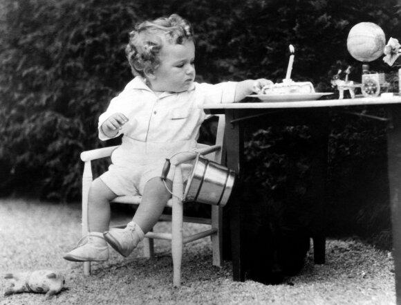 Charlesas Augustas Lindberghas jaunesnysis
