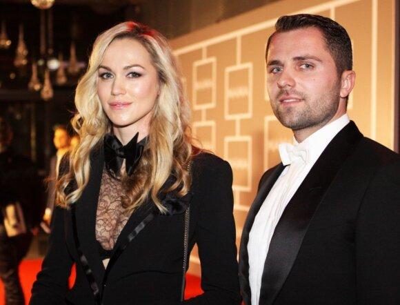 Vaida Klizaitė-Jasaitienė ir Darius Gališanskis
