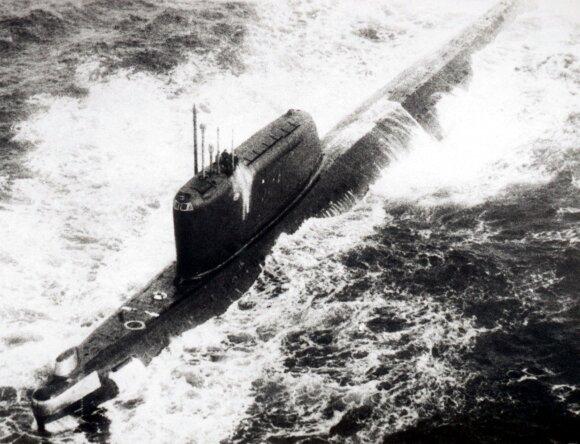 Project 658 klasės povandeninis laivas
