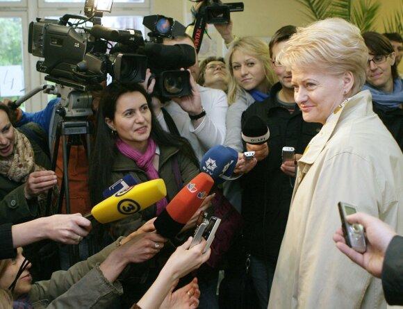 Ori Grybauskaitės pensija: tokias sumas dauguma lietuvių galėtų nebent susapnuoti