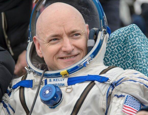 Astronautų tyrimai: kas žmogaus kūnui nutinka kosmose?