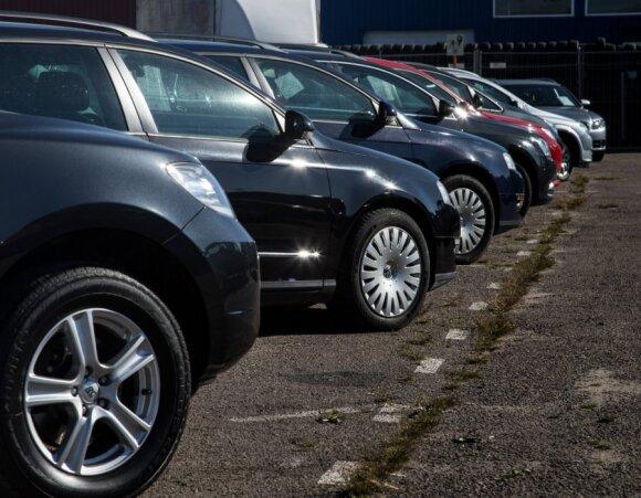 Ar jau metas parduoti dyzelinius automobilius?