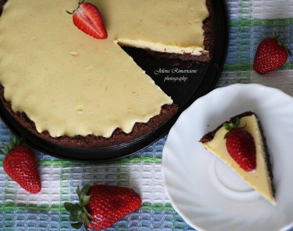 Amerikietiškas pyragas, kurį pamėgsite nuo pirmo kąsnio