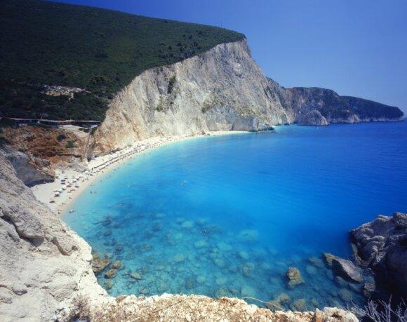 Burlenčių ir jėgos aitvarų aistruolių meka, žavinti puikiais paplūdimiais