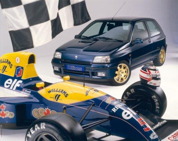 Renault Clio Williams (1993 m.)