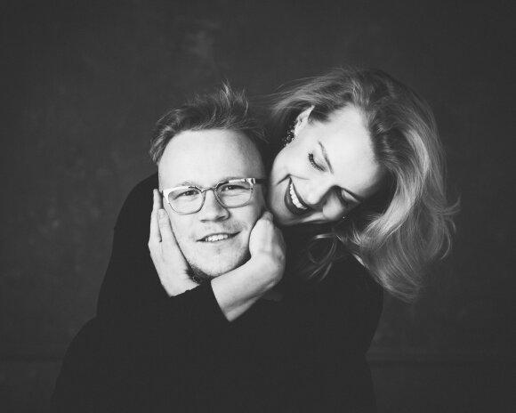 Rimantė Kulvinskytė ir Povilas Miškinis / Foto: Tomas Juškaitis