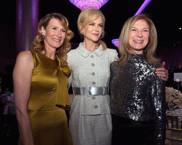 Laura Dern, Nicole Kidman, Dawn Hudson