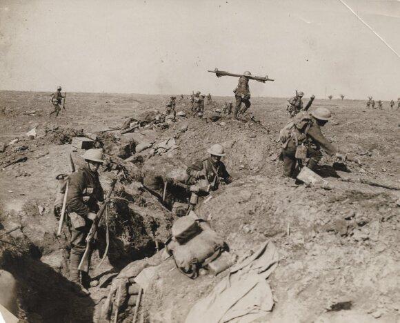 Sąjungininkų pajėgos Somos mūšyje
