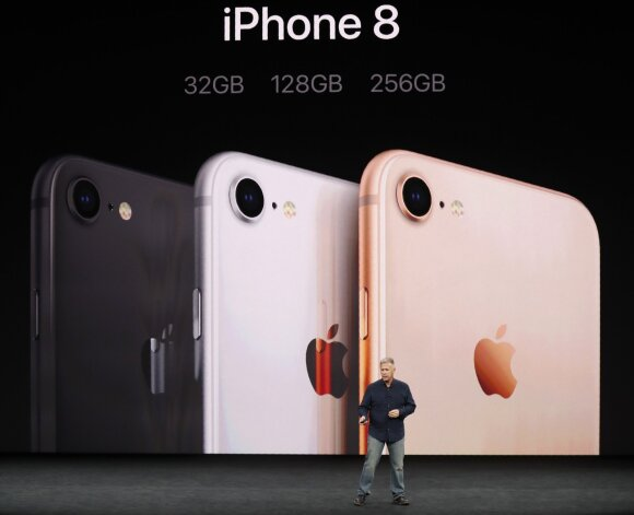 iPhone 8, iPhone 8 Plus