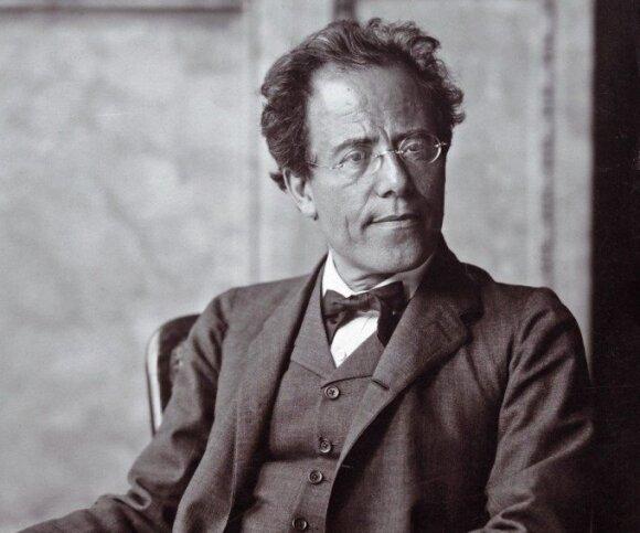 Išlydint jubiliejinį sezoną skambės dieviškoji G. Mahlerio simfonija