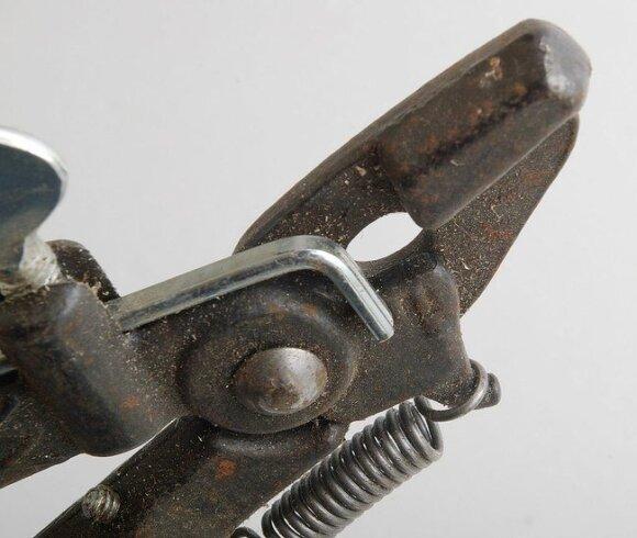 Ar atpažįstate šį įrankį: nors tai senas išradimas, kai kas tai naudoja ir šiandien