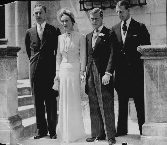 Karalius Eduardas VIII ir Wallis Simpson