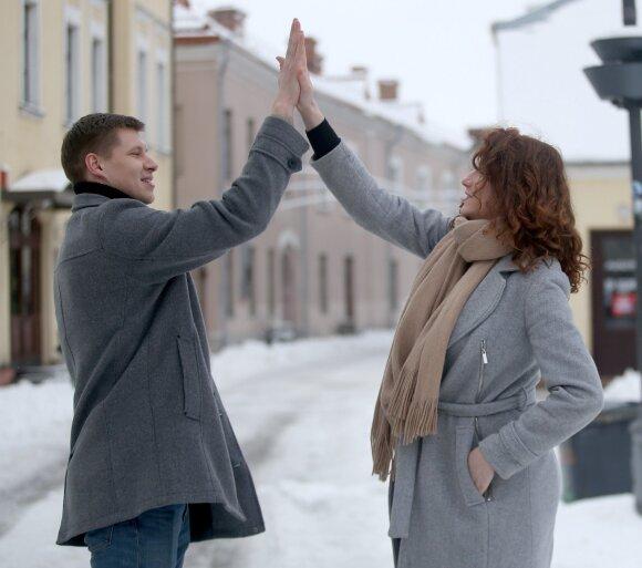 Povilas Dambrauskas ir Felicija Zartman